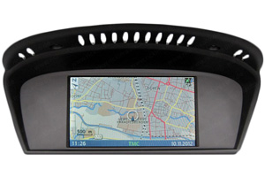 BMW X5 - Navimonitor Low
