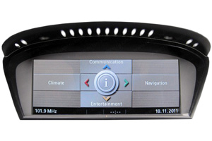 BMW X5 - Navimonitor High