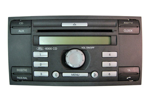 Ford Galaxy - Radio 6000 CD Reparatur