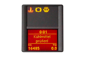 VW Eos - Kombiinstrument FIS Display Reparatur